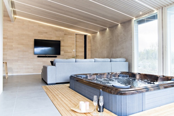 Valo interior panel is made og birch